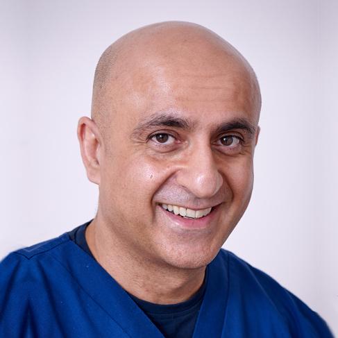 Dr Ranj Hothi